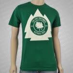 The Early November National Park Green T-Shirt