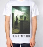 The Early November The Rooms Too Cold White T-Shirt