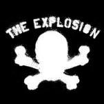 official The Explosion Skull Sticker