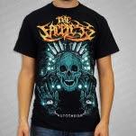The Faceless Eyehands Black T-Shirt