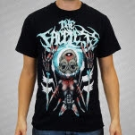 The Faceless Gasmask Black T-Shirt