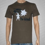 The Faint Elkman Army Green T-Shirt