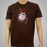 The Faint Krishna Lion T-Shirt