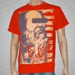 The Fight Between Frames Cannibal Red T-Shirt