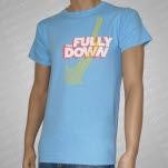 The Fully Down Arrow Light Blue T-Shirt