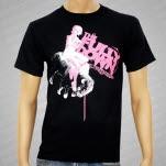 The Fully Down Buffalo Girl Black T-Shirt