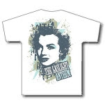 The Gaslight Anthem Face White T-Shirt