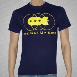 The Get Up Kids Bomb Navy T-Shirt