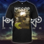 The HAARP Machine Nature Black T-Shirt