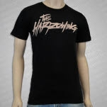 The Harrowing Skribble Logo Black T-Shirt