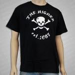 The Higher Skull Black T-Shirt