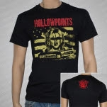 official The Hollowpoints Old Haunts Black T-Shirt
