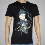 The Hottness Audrey Black T-Shirt