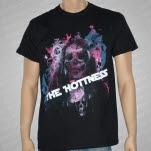 The Hottness Skull Black T-Shirt