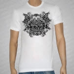 The Human Abstract Death Crest T-Shirt