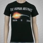 The Human Abstract Horizon To Zenith Black T-Shirt