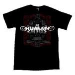 The Human Abstract Pipe Organ Black T-Shirt