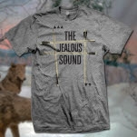 The Jealous Sound Arrows Heather Grey T-Shirt