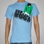 The Killing Moon Message Light Blue T-Shirt