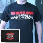 The Kings of Nuthin Thorp Records Kings Of Nothing Car T-Shirt