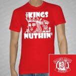 The Kings of Nuthin Suicide King Red T-Shirt