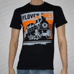 The Loved Ones Train Black T-Shirt