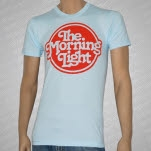 The Morning Light Circle Logo Light Blue T-Shirt