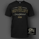 The Movielife Long Island Black T-Shirt