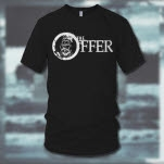 The Offer Ship Logo Black T-Shirt