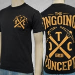 The Ongoing Concept Pickaxes Black T-Shirt
