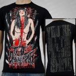The Oppressor Shame Black T-Shirt