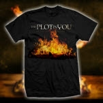 The Plot In You Album Black T-Shirt