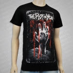 The Plot In You Dead Hand Black T-Shirt