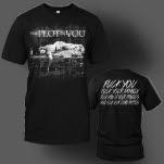 The Plot In You Dumb Tattoos Black T-Shirt