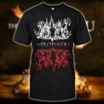 The Plot In You Goats Black T-Shirt