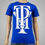 The Plot In You New Logo Royal Blue T-Shirt