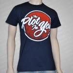 The Plot In You Plotball Navy T-Shirt