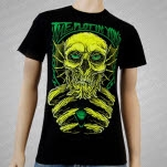 The Plot In You Seaskull Black T-Shirt