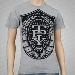 The Plot In You SHIELD HEATHER GREY T-Shirt