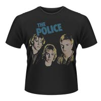 The Police Outlandos DAmour T-Shirt
