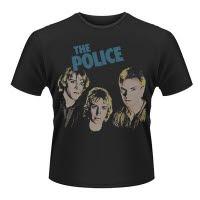 The Police Outlandos DAmour T-Shirt