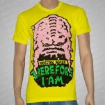 Therefore I Am Krang Yellow T-Shirt