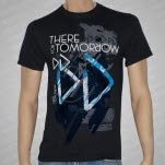 There For Tomorrow Spacey Black T-Shirt