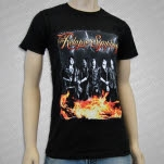 The Relapse Symphony Fire Black T-Shirt
