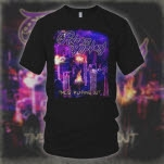 The Relapse Symphony Times Running Black T-Shirt