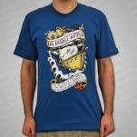 The Rocket Summer Nautical Sea Blue T-Shirt
