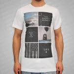 official The Rocket Summer Photos White T-Shirt