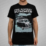 The Rocket Summer Van Black T-Shirt