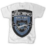 The Seeking Arrows White T-Shirt