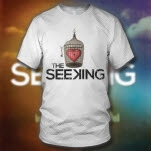 The Seeking Caged Heart White T-Shirt